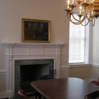 Allmand Archer House Interior, Norfolk, VA