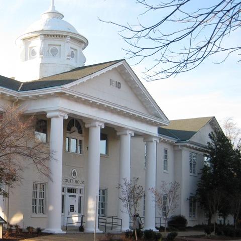 Downtown Hampton Historic District, Hampton, VA | Courthouse