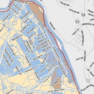 Fredericksburg, VA Local Historic District Analysis, Historic Fredericksburg Foundation, Inc.