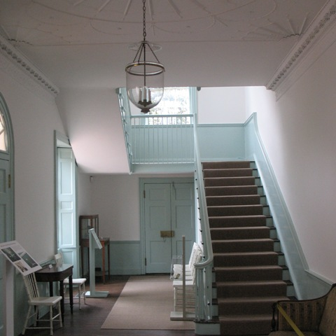 Moses Myers House, Norfolk, VA | Entry Hall