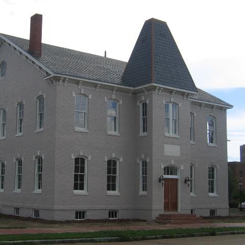 Portsmouth Catholic High School after, Portsmouth, VA | after