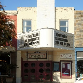 The Palace Theater, Cape Charles, VA