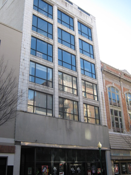 New Monroe Building Before