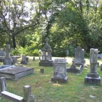 Ivy Hill Cemetery, Smithfield, VA