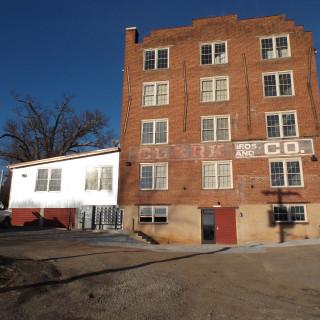 Clark & Co. Plug Tobacco Warehouse, Bedford, VA